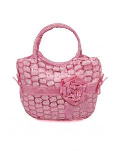 Сумочка розовая Блеск
